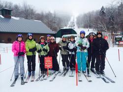 First ski-together Dec 2014.