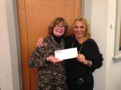 Prize winner Kathy E....