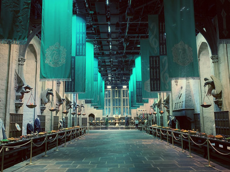 Creating the Slytherin Costume Display for the Harry Potter Studio Tour