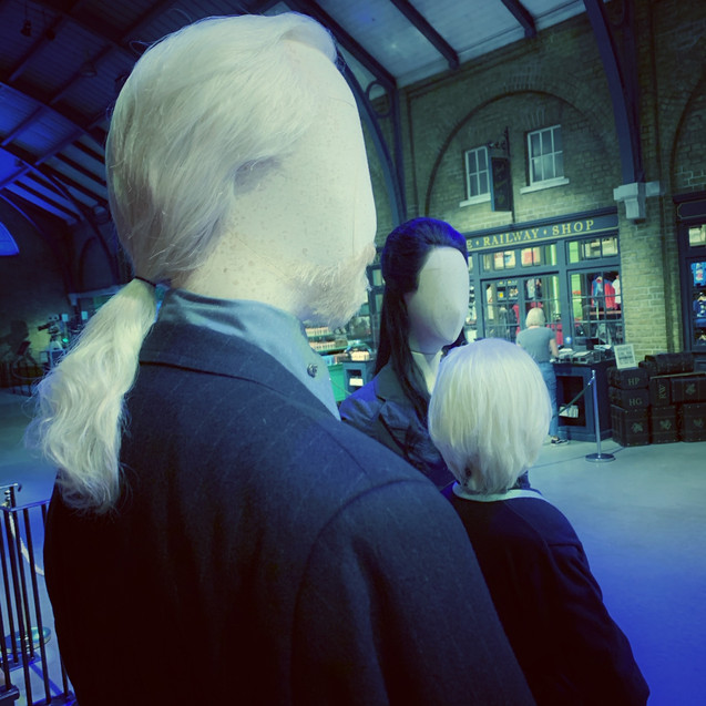 Malfoy's Close Up