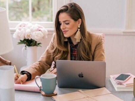The LOLO Creative Guide to Working from Home - Featured in YourCoffeeBreak.co.uk