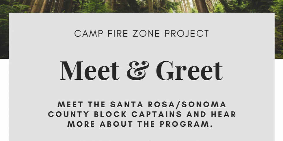 Camp Fire Zone Project