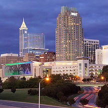 raleigh skyline square - photo credit  C