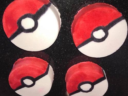 WHOLESALE Inspired Pokémon Toy Surprise Bathbombs