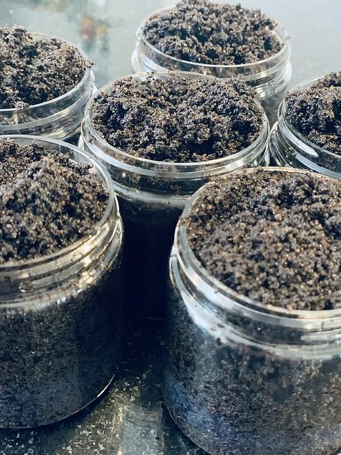Organic Sugar Coffee Scrub