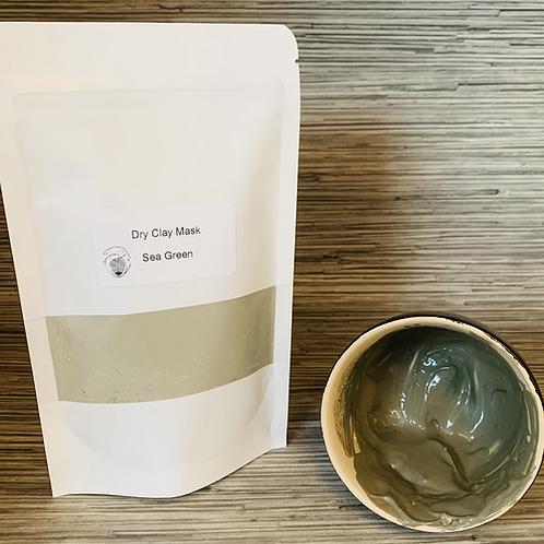 Dry Clay Mask - Sea Green
