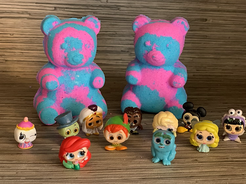 Adorable Bear with Doorable Figure Surprise
