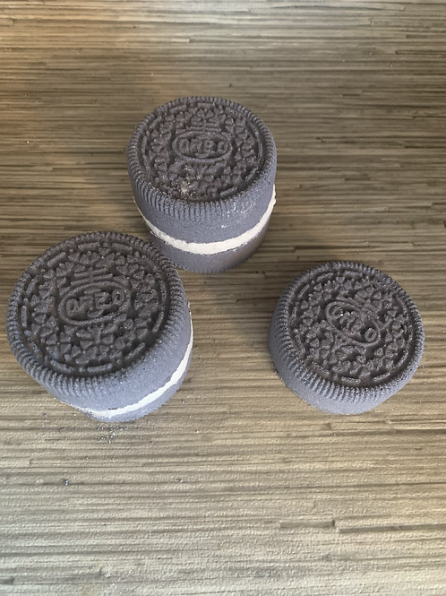 WHOLESALE Oreo Bathbomb with Bubble Frosting