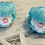 Thumbnail: WHOLESALE Clam Bathbomb with Bubble Frosting and Oil Bead Pearl