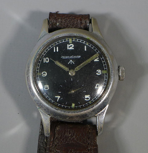 Rare Jaeger LeCoultre WW2  Era Military Wristwatch #1
