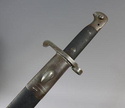 Martini-Henry Sword Bayonet 1887 Pattern MKIII