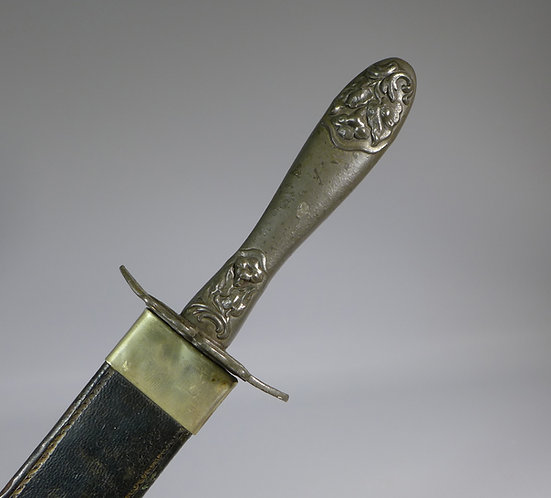 Rare Interesting 19th century Bowie knife by Charles Lingard Sheffield #2