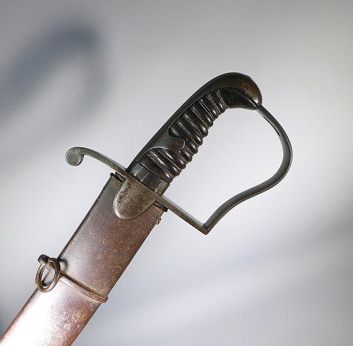 Antique 1796 Pattern Light Cavalry Sword by Osborn