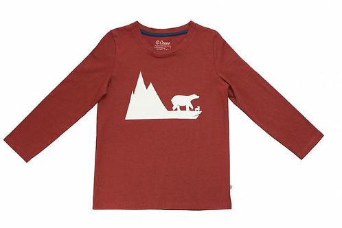 Cooee Kids Barney Bear Long Sleeved T-Shirt