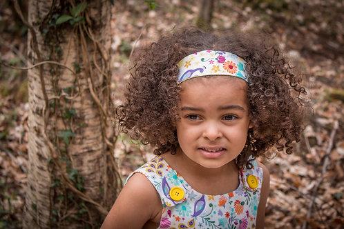 Reversible Girls Hairband