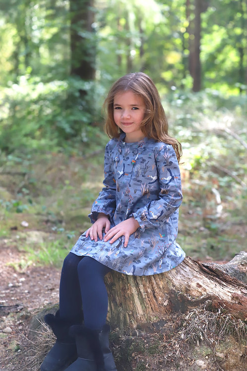 Tunic Dress Older Girls