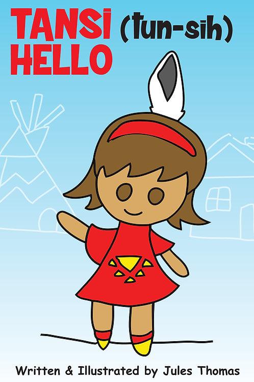 TANSI - HELLO - BOOK