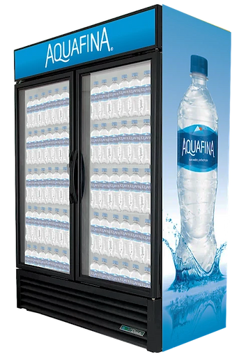 AQUAFINA DOUBLE-DOOR COOLER.png