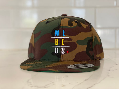 We Be Us Team Snapback