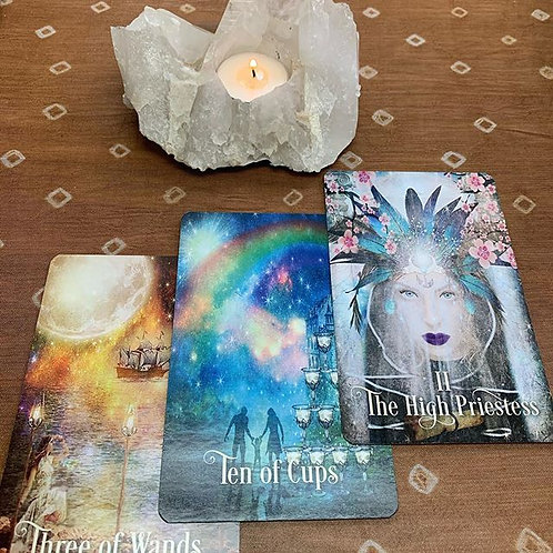Enchanted Dreams Tarot