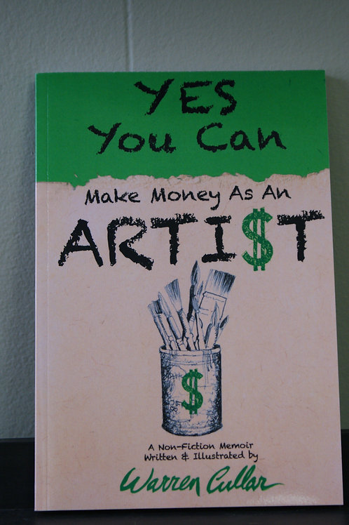 Yes You Can Make Money As An Artist