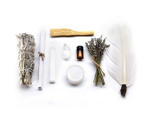 Energy Cleansing Ritual Kit
