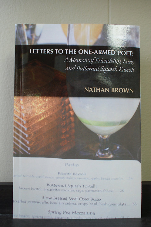 Letters to the One-Armed Poet