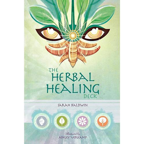 Herbal Healing Oracle Deck