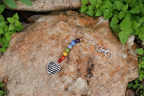 Natural Stone Keychains