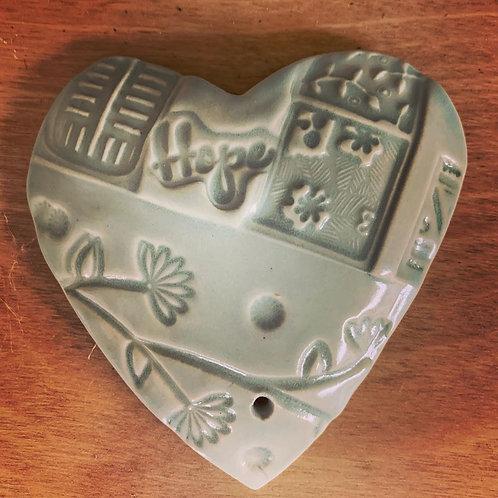 Heart Incense Holder