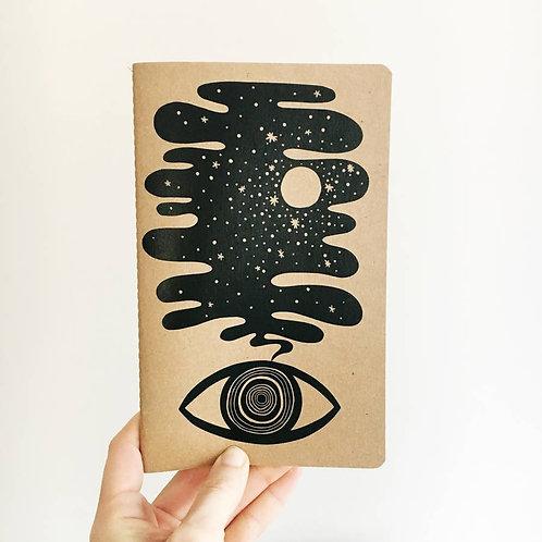 Eye Dream Notebook
