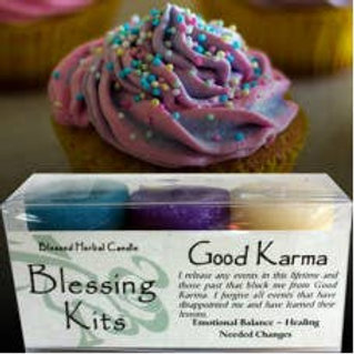 Blessing Kits Candle Sets