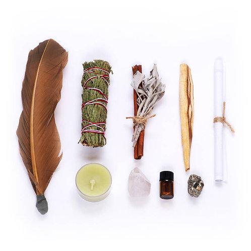 Wealth & Abundance Ritual Kit