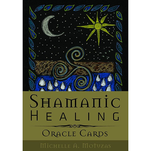 Shamanic Healing Oracle Deck