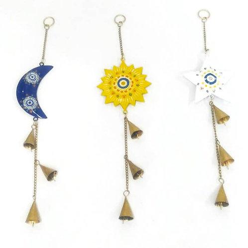 Cosmic Trio Bell Set