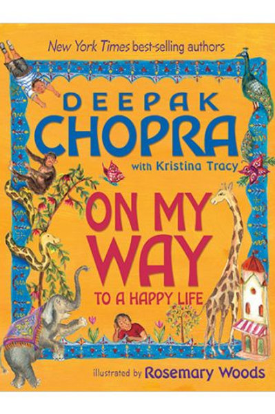 Children's Book - On My Way To A Happy Life