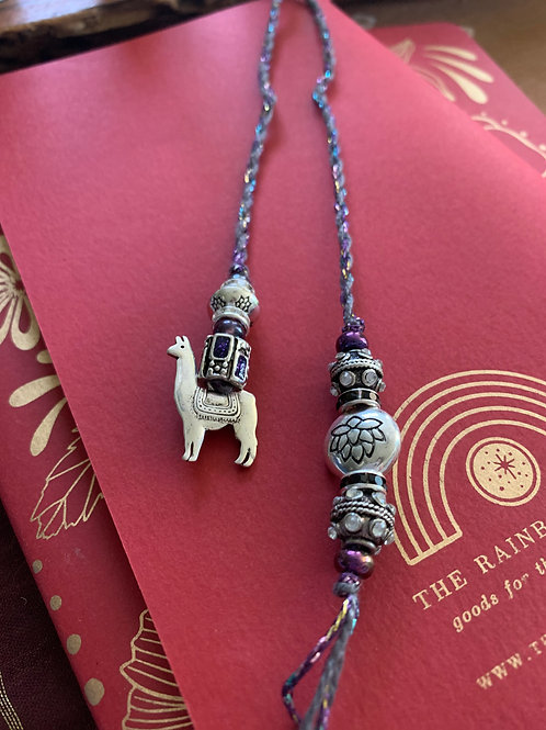 Handmade Beaded Bookmarks