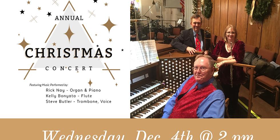 Christmas Organ Concert