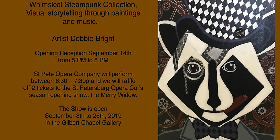 Art Collective: Whimsical Steampunk
