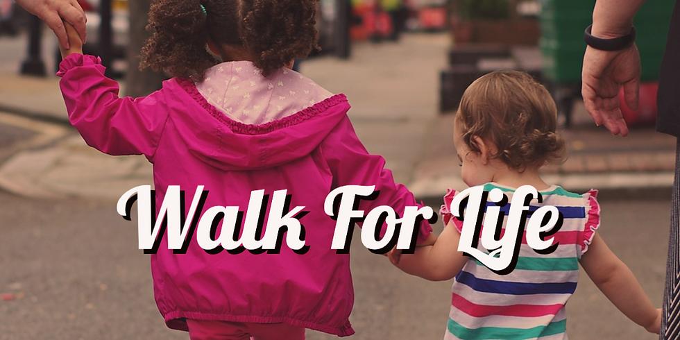 Virtual Walk for Life 2020