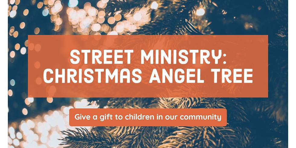 Christmas Angel Tree : Street Team