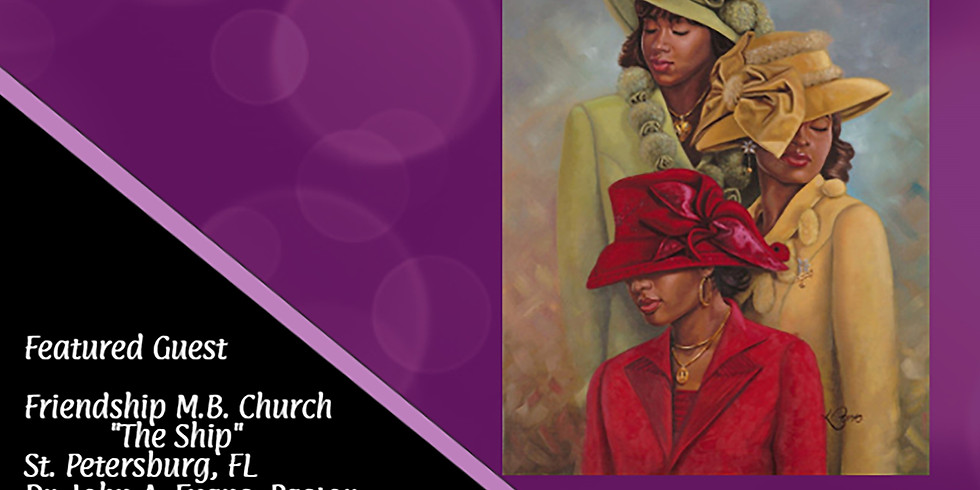 Sunday's Best : A community service with Friendship Missionary Baptist Church