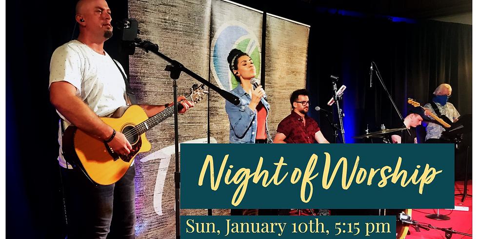 The Point Modern Evening Worship: Night of Worship