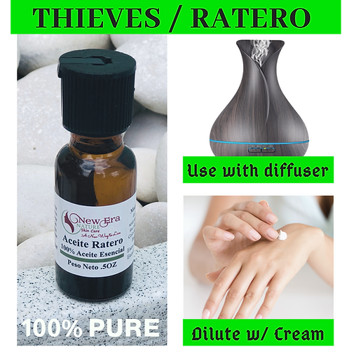 Thieves Oil / Ratero
