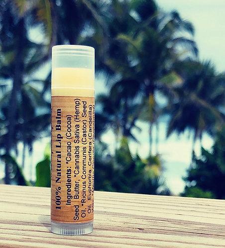 Natural Lip Balm Clear