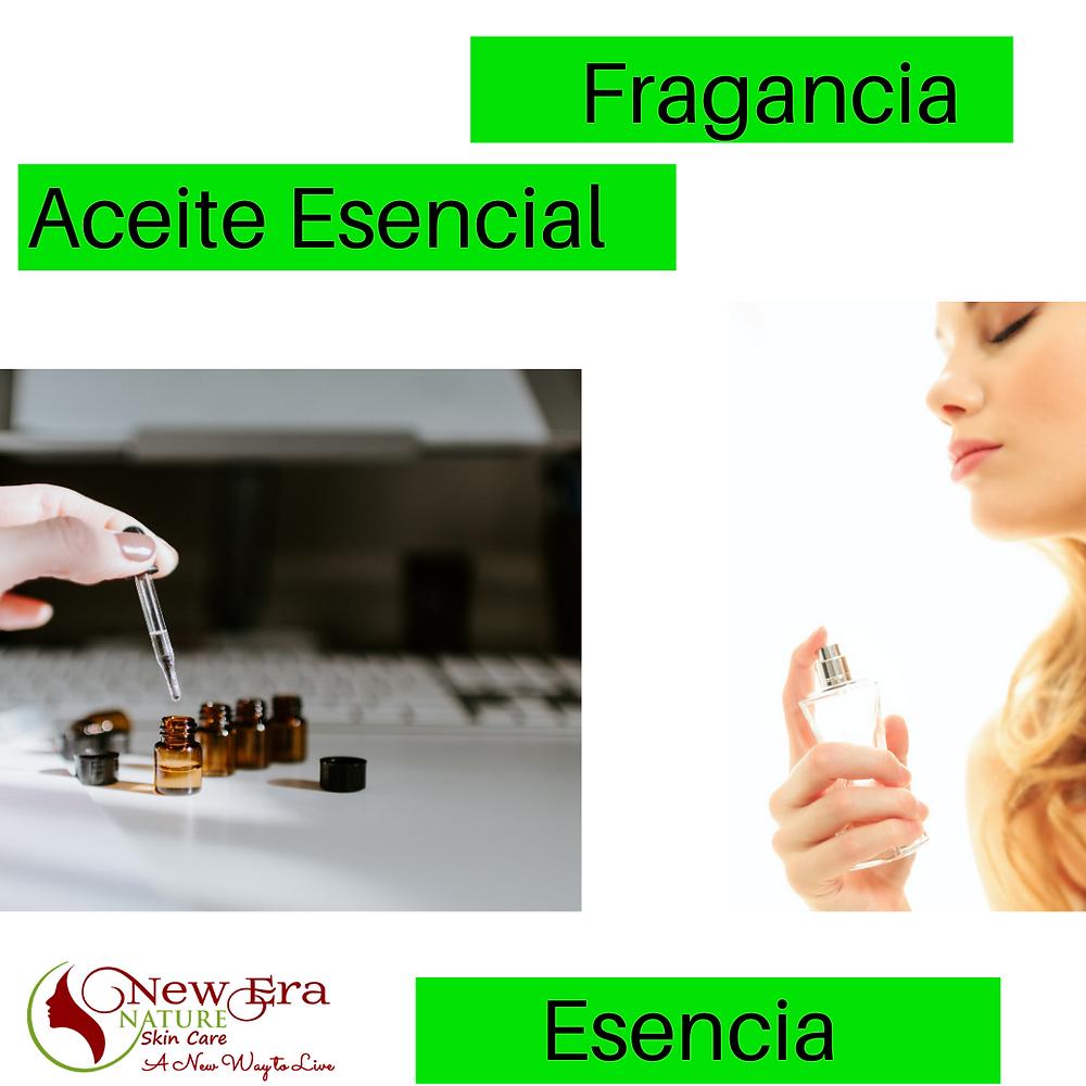 Aquí les detallo las diferencias que hay entre una Fragancia, Aceite Esencial y Esencia