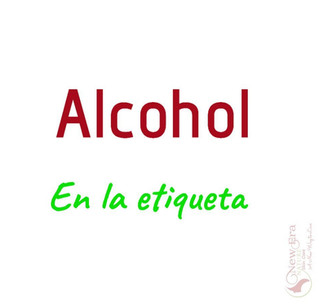 Alcohol en la Etiqueta