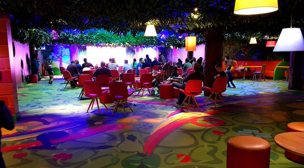 Cbeebies Land Hotel Entertainment Area 1