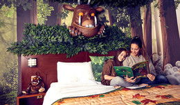 Gruffalo River Ride And Bedrooms