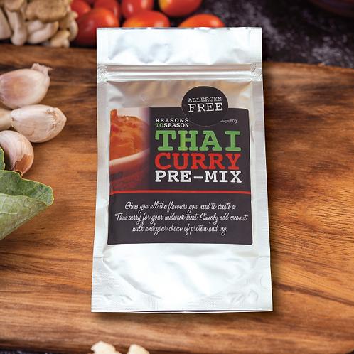 Thai Curry Pre-Mix
